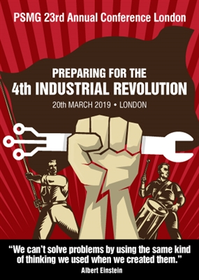 PSMG 23rd Annual Conference - Preparing for the Fourth Industrial Revolution
